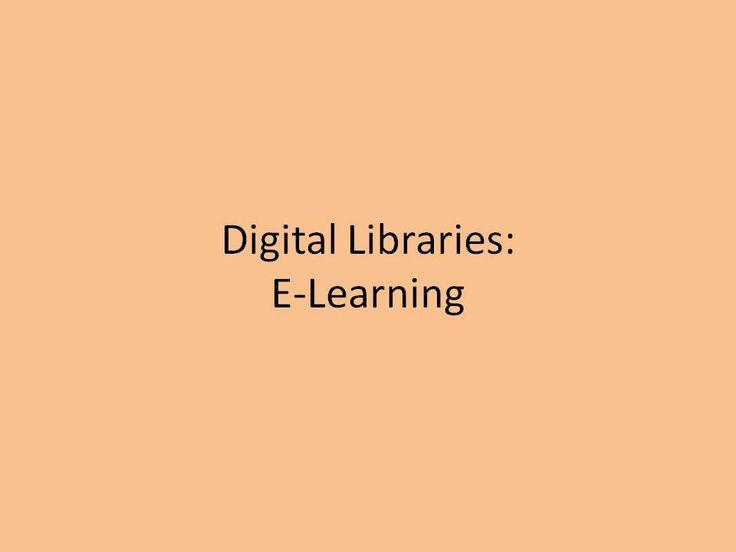 Intended for those collections and sites, both for formal and informal learning, that are aimed at lifelong learners and educators.