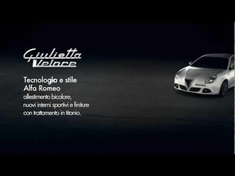 Alfa Romeo Giulietta Veloce - Spot TV  #alfaromeo #giulietta #alfa #giuliettaveloce