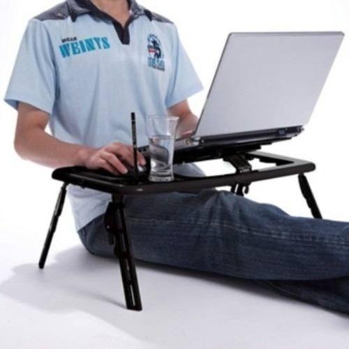 25 melhores ideias sobre mesa portatil para notebook no pinterest suporte de laptop port til - Futon portatil ...