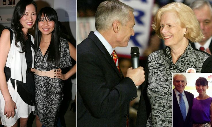 EXCLUSIVE: General Wesley Clark is divorcing his wife blaming HER 'general indignities' for their split despite 'his affair with woman half his age'