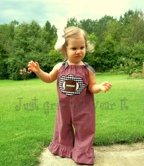 Sew and Tell with the Pillowcase Romper
