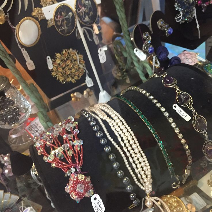 Antique, Vintage, & Modern Jewelry