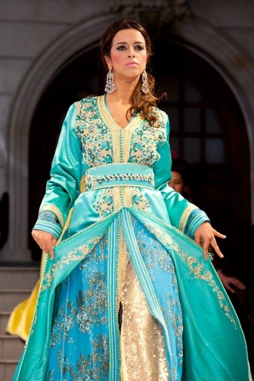 MOROCCAN FASHION - #/\/\-\ - 41 Best Lovely Moroccan Dresses Images On Pinterest Moroccan