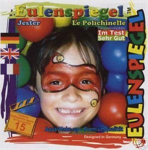 Eulenspiegel Kinderschminke Schminke Theaterschminke | eBay
