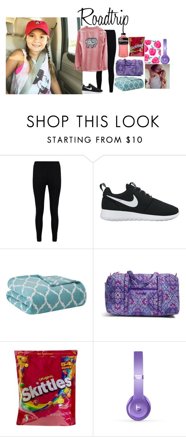 """""""Harmony"""" by my-lovely-family ❤ liked on Polyvore featuring Boohoo, Ivory Ella, NIKE, Madison Park, Vera Bradley, Beats by Dr. Dre and Casetify"""