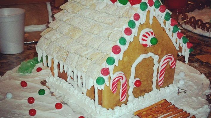 Gingerbread icing recipe