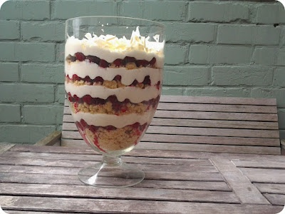 chocola-framboos-trifle