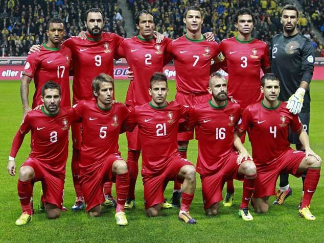 World Cup 2014- Portuguese Team