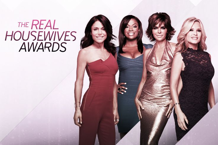 The Real Housewives Awards Are Here! Get Ready to Celebrate All Things Housewives