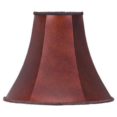 15 best speakeasy lamp shade options images on pinterest lamp mahogany leatherette lamp shade 55x125x1075 spider 70 aloadofball Image collections
