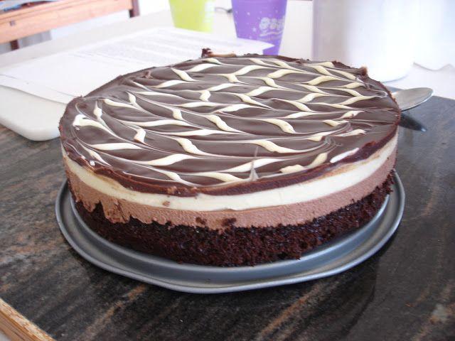 Συνταγές για ζαχαροπλαστικη,αρτοποιεία και μαγειρική: Τούρτα-Γλυκό ψυγειου.2