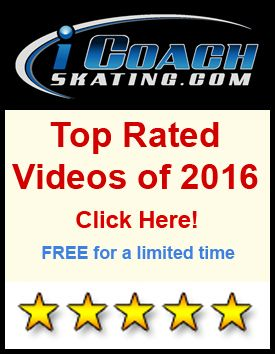 Top-Rated Figure Skating Videos of 2016 | iCoachSkating   I love this resource and this is the best of the best!