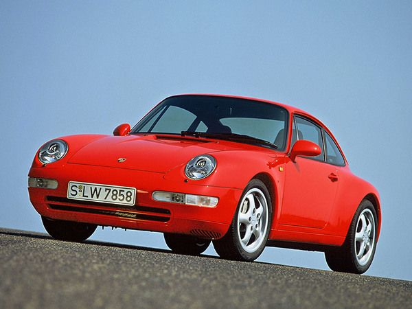 Porsche 993 - Porsche 993 - Tutti i modelli Porsche Classic - Dr. Ing. h.c. F. Porsche AG