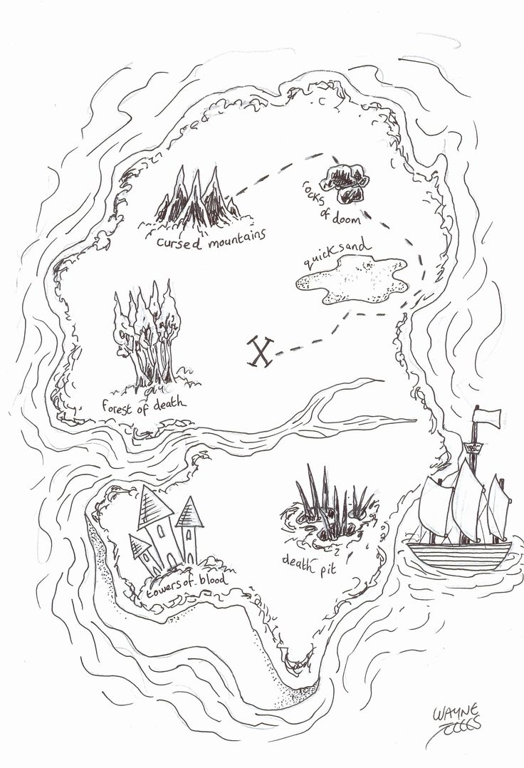 Coloring Activities Mountains Best Of How to Draw A Pirate