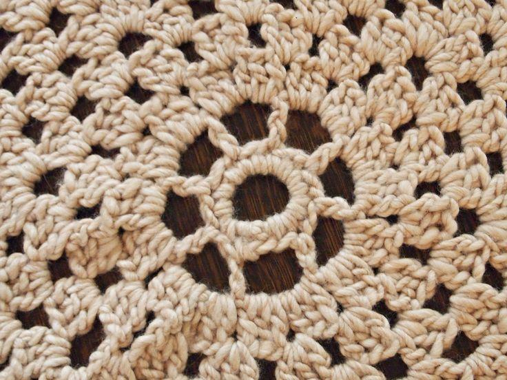 Mejores 84 imágenes de Crochet home en Pinterest   Ideas de ...