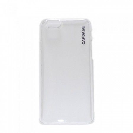 Capdase iPhone 6 Hard Case Karapace Finne DS Clear [Harga: Rp 160.000]