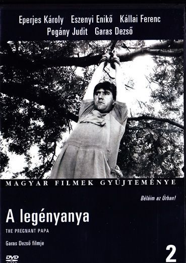 A legényanya (DVD) - Dalnok Kiadó Zene- és DVD Áruház - Magyar filmek