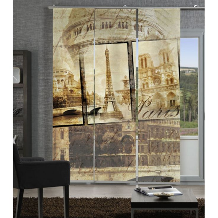 de 9 b sta set of 8 panel curtains citys bilderna p pinterest lyx brooklynbron och f rger. Black Bedroom Furniture Sets. Home Design Ideas