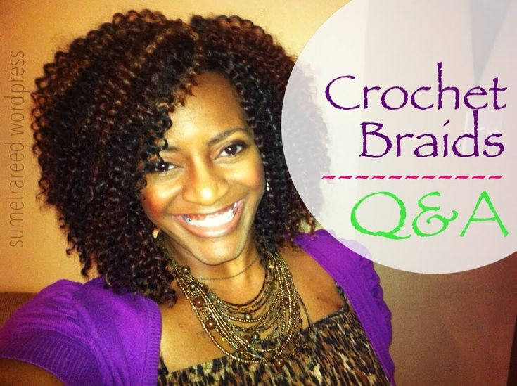 Crochet Braids Queue De Cheval : crothchet braids 26) Natural Hair Protective Style ~ Crochet Braids ...