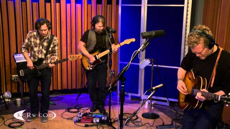 "Glen Hansard performing ""Talking With The Wolves"" on KCRW"
