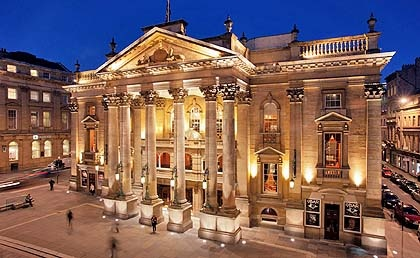 Theatre Royal, Newcastle UK