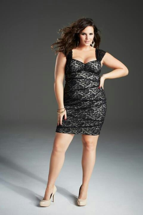 Black lace dress and nude heels torrid black lace clothing size