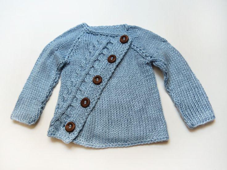 Стильный ассиметричным ребенок свитер с evahandmade на Etsy