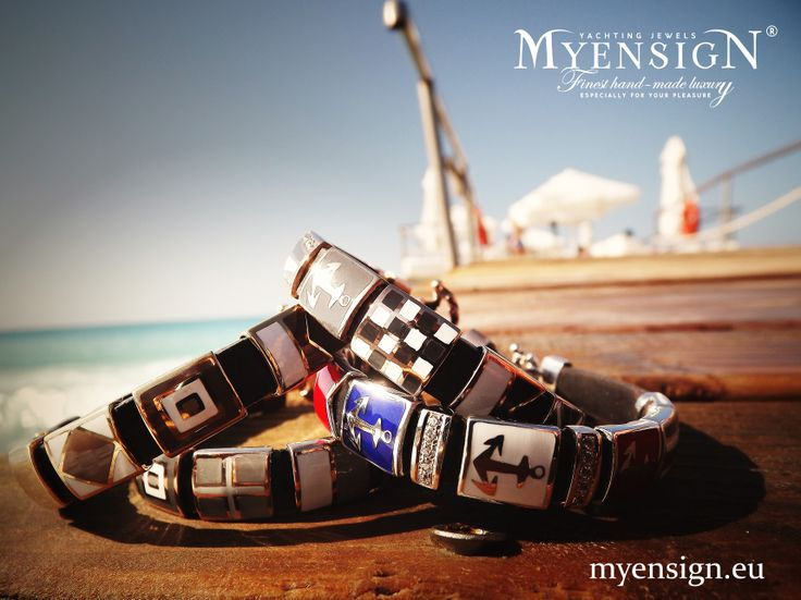 MyEnsign on the beach www.myensign.eu