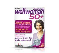 Vitabiotics -  Wellwoman 50+