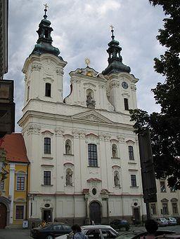 Uherské Hradiště, Czech Republic
