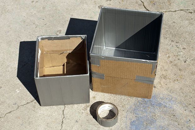 diy conrete planters | DIY CONCRETE:: Planter Box