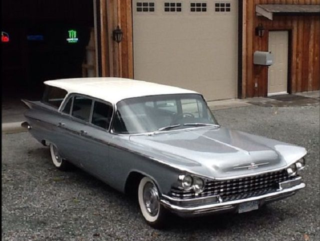 1959 Buick Estate Wagon In 2020 Buick Wagon Old Classic Cars Buick Lesabre