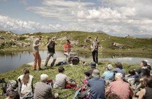 I Suoni delle Dolomiti è un evento che si svolge sulle Dolomiti del Trentino. Il festival offre un vasto programma di concerti di svariati generi musicali.