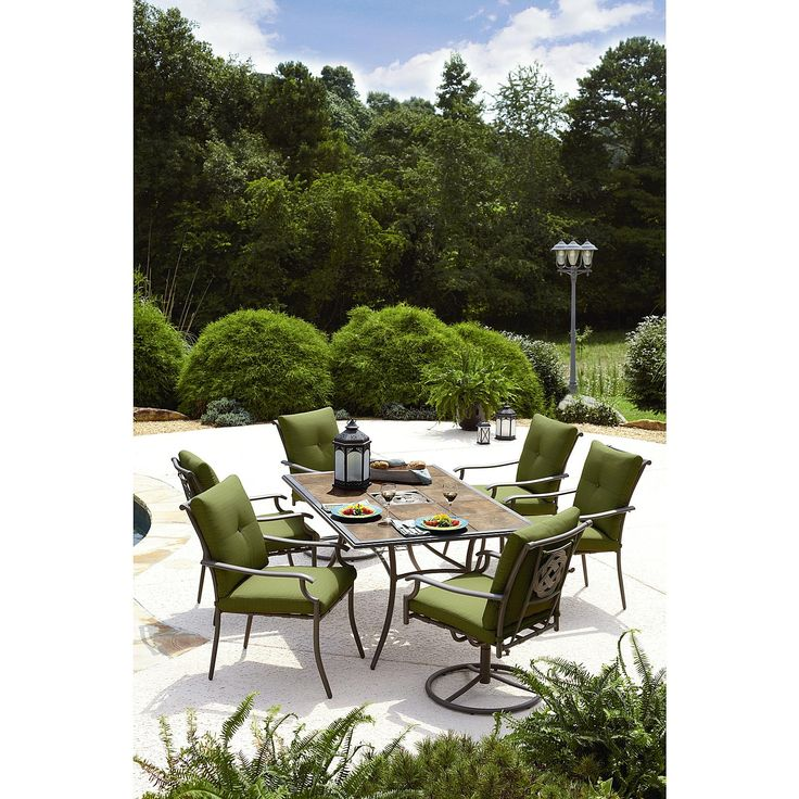 1000 Images About Patio Furniture On Pinterest Dining Sets Furniture And Furniture Collection