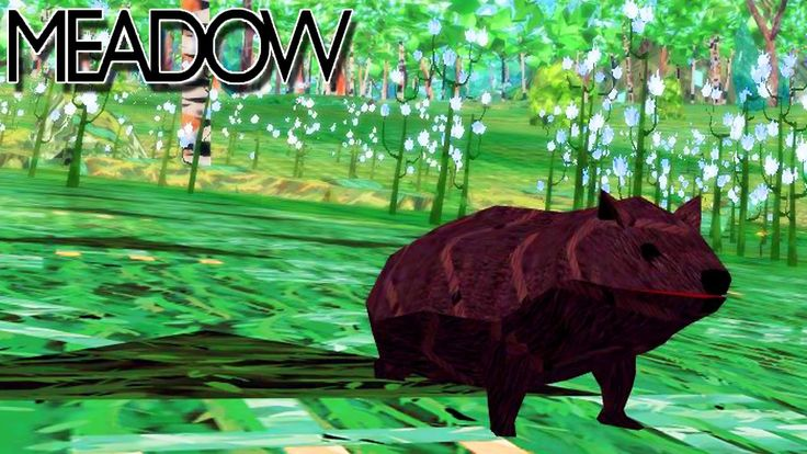 Meadow (Gameplay/PT-BR) - A Vida Secreta do Texugo (#1)