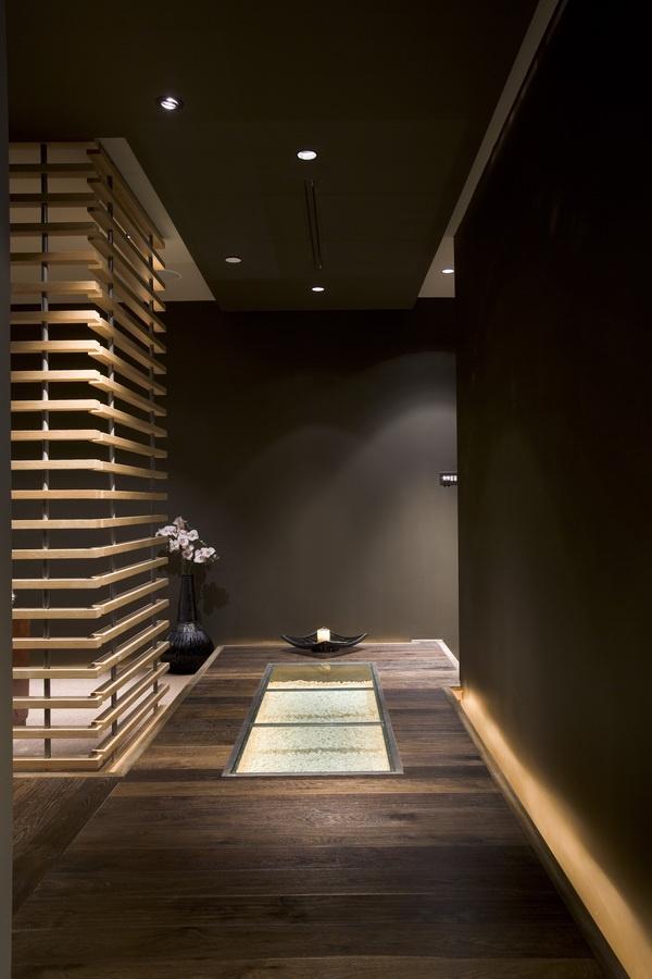 Interesting Modern Hallway