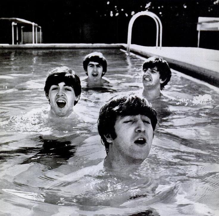O mergulho dos Beatles