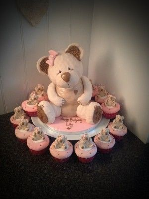 Top Teddy Bear Cakes
