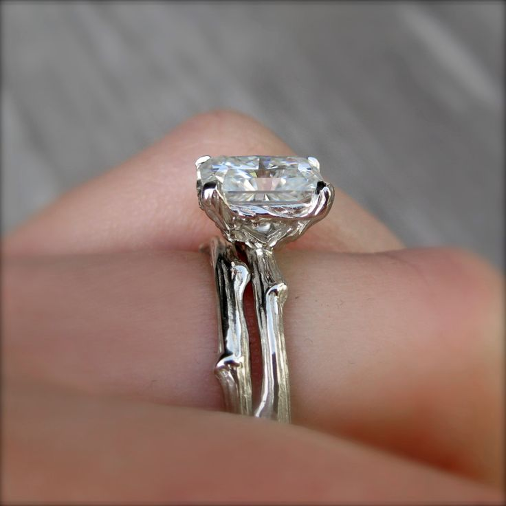 25 best ideas about twig engagement rings on pinterest