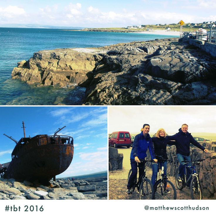 Vacation Witnessing in Ireland - this time last year. Exploring Inis Mór Aran Islands Galway Bay #tbt #2016 #vacationwitnessing #summerwitnessing #pioneering #inismor #aranislands #galway #ireland #grum