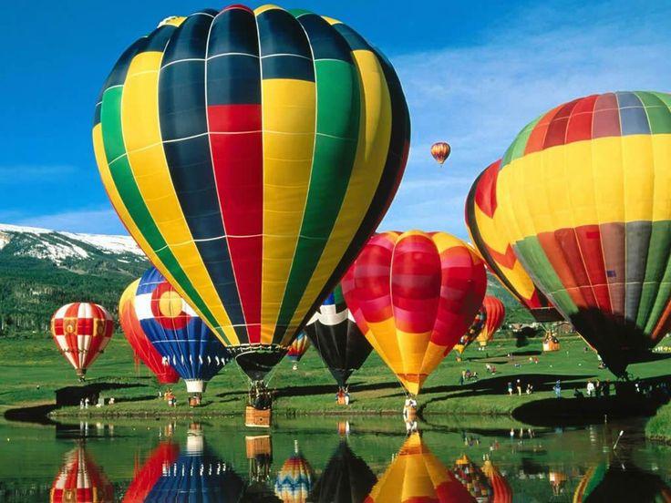 Gambar-Gambar Balon Udara yang Cantik
