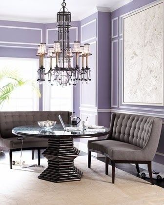 9 best Rounded Banquettes images on Pinterest | Banquettes, Dining ...