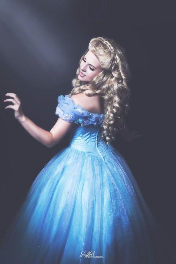 Classic Disney Princess Cosplay