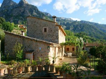 Finca Urlaub Mallorca - Finca für 6 Personen