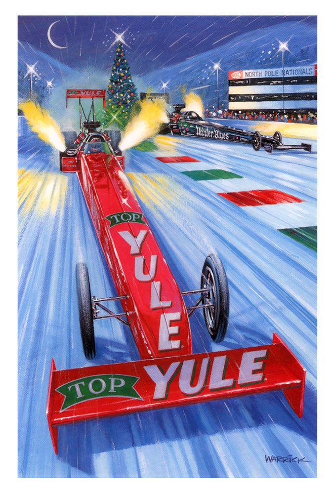 132 best Hot Rod Christmas images on Pinterest | Merry christmas ...