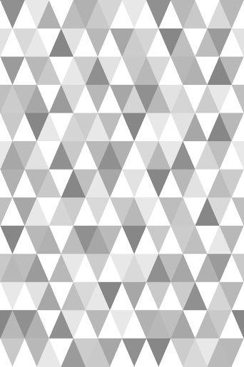 Wallpaper by ellos Harmaa Bonnie-taustatapetti, harmaa #black #white #pattern