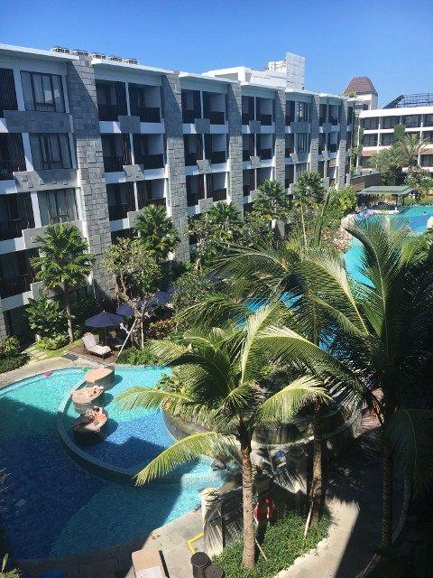 Bali 2016 - Courtyard Marriott Seminyak