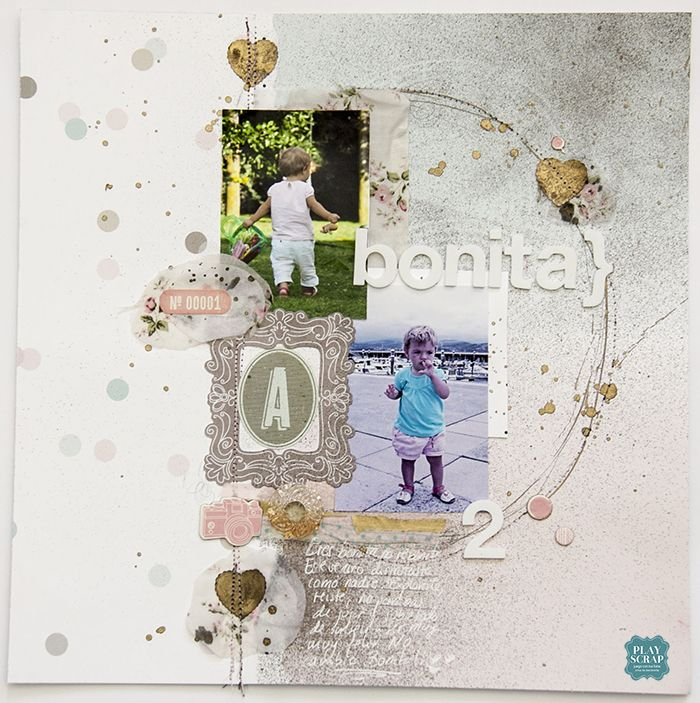 #Reto514 de Mayo -Beatriz-www.playscrapbook.com