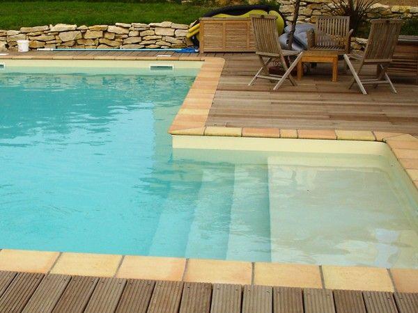 Les 25 meilleures id es concernant escalier en beton sur for Construction piscine 35