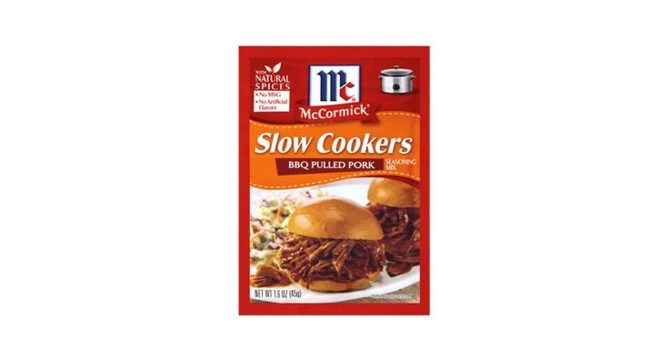For a complete meal, serve shredded BBQ chicken on sandwich rolls with a side ofQuick Slaw or a tossed green salad.